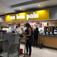 Photo taken at Au Bon Pain by Carl B. on 7/27/2017