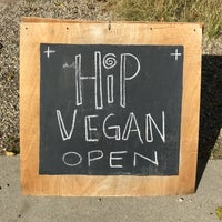Photo taken at Hip Vegan by Carl B. on 12/2/2016