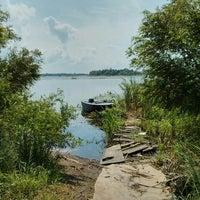 Photo taken at Рибацький острів by Oleh B. on 6/30/2013