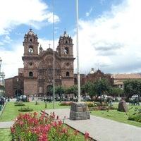 Foto tomada en Plaza de Armas de Cusco por adrian l. el 1/15/2013