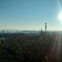 Photo taken at 塚山公園 見晴台 by Keiiti K. on 12/31/2015