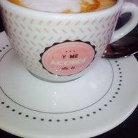 Photo taken at Cafe Bianco by Ara P. on 4/6/2015
