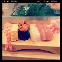 Photo taken at Daiwa Sushi by Cindy Z. on 2/18/2013