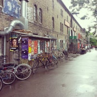 Photo taken at Christiania by Cindy Z. on 5/28/2013