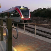 Photo taken at Capital MetroRail - Lakeline Station by Steve D. on 1/31/2013