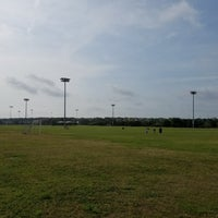 Photo taken at Brushy Creek Sports Park by Steve D. on 5/28/2017