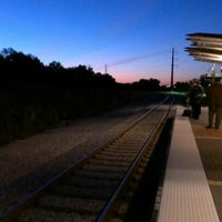 Photo taken at Capital MetroRail - Lakeline Station by Steve D. on 10/18/2012
