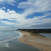 Photo taken at Port Noarlunga Beach by Steve D. on 4/8/2016