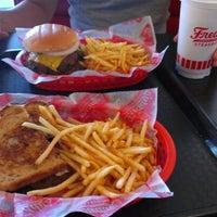 Photo taken at Freddy's Frozen Custard & Steakburgers by Steve D. on 9/23/2012