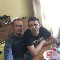 "Photo taken at Ресторан ""На Кухне"" by Денис М. on 9/5/2015"