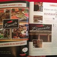 Photo taken at Pimenta Restaurantes 1 by Mikael M. on 8/10/2013