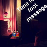 Photo taken at Foot Spa by Sharon D. on 12/31/2015