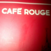 Photo taken at Café Rouge by Cristina C. on 11/13/2014