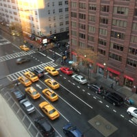 Photo taken at Hampton Inn Manhattan - Times Square North by Nhut T. on 12/9/2012