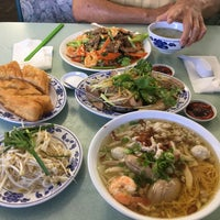 Photo taken at Kim Ky Noodle House by Nhut T. on 9/20/2016