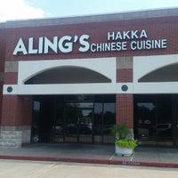 Photo taken at Aling's Hakka Chinese Cuisine by Jake M. on 8/29/2015