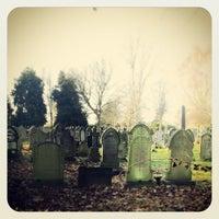 Photo taken at Diamond Jubilee Recreation Ground by Ian G. on 11/25/2013