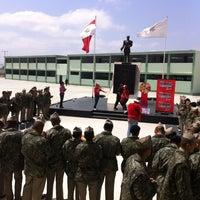 Photo taken at Colegio Militar Elías Aguirre by Francisco A. on 9/12/2013