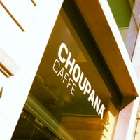 Photo taken at Choupana Caffe by Ana M. on 5/20/2013