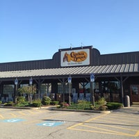 Photo taken at Cracker Barrel Old Country Store by Chris F. on 9/17/2013