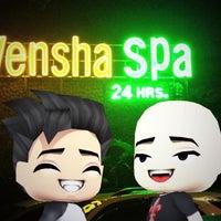 Photo taken at Wensha Spa by Karlo D. on 5/10/2013