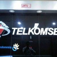 Photo taken at Ruang Meeting Lt.2 Telkomsel by daz on 3/14/2012