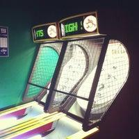 Photo taken at Alligator Lounge by Rande K. on 12/11/2012