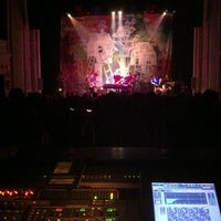 Photo taken at The Jefferson Theater by Rande K. on 1/30/2013