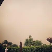Photo taken at City of La Quinta by Rande K. on 8/21/2014
