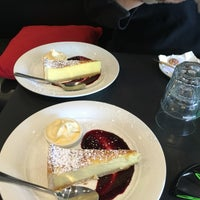 Photo taken at Cafe Aura by Marts on 11/24/2015