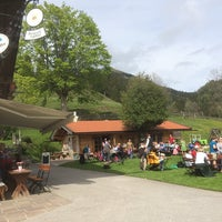 Photo taken at Bergcafe Siglhof by Jens S. on 5/10/2014