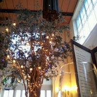 Photo taken at Thea Mediterranean Cuisine by Kelly G. on 3/3/2013