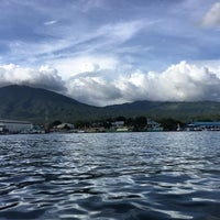 Photo taken at Lembe Island by Nino D. on 12/31/2016