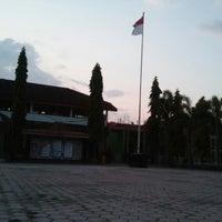 Photo taken at SMA Negeri 1 Maospati by Yogi K. on 7/6/2014