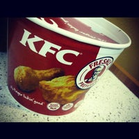 Photo taken at KFC by Kurt C. on 1/10/2013