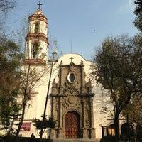 Foto tirada no(a) Parroquia de Azcapotzalco. por Christian Z. em 12/14/2012