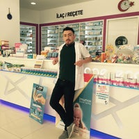 Photo taken at eCe eczanesi by Hüseyin P. on 5/2/2016