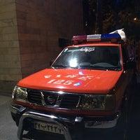 Photo taken at Central Fire Station | ایستگاه آتشنشانی مرکزی قزوین by Alireza S. on 9/27/2014
