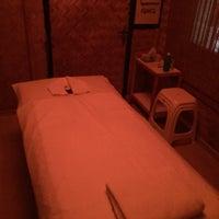Photo taken at Thai Massage by Ammar Q. on 10/25/2014