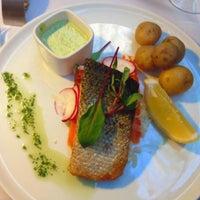 Photo taken at Atrium Bar & Restaurant by F@ruK on 3/24/2015