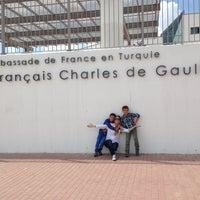 Photo taken at Lycee Charles De Gaulle - Maternelle by jkl on 6/26/2014