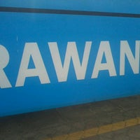 Photo taken at KTM Line - Rawang Station (KA10) by Dhiyaulhaq H. on 3/9/2013