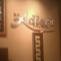 Photo taken at R.P. Adler's Pub & Grill by Patrick J. on 10/26/2012