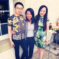Photo taken at La Ferme by Xingyuan C. on 6/18/2014