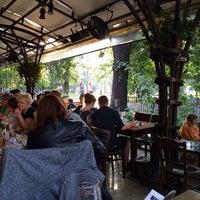 Foto diambil di Bunkier Sztuki Café oleh Tomek T. pada 9/5/2014