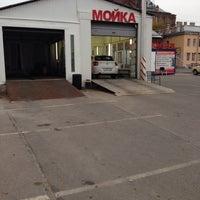 Photo taken at Шиномонтаж by Elena B. on 10/8/2014