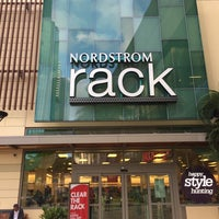 Photo Taken At Nordstrom Rack Ward Village S By Kevin T On 12 28