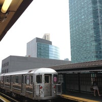 Photo taken at MTA Subway - Court Square (E/G/M/7) by Kevin T. on 7/22/2013