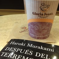 Photo taken at Gloria Jean's Coffees by CESAR V. on 4/16/2013