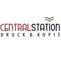 Photo taken at Centralstation Druck & Kopie by Bernd L. on 6/11/2014